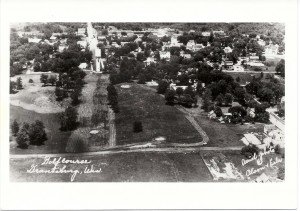 Grantsburg Golf Course in the Early 40's